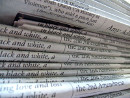 Jeder Vierte nutzt wöchentlich Zeitungswebsites