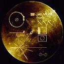 Voyager-Botschaft zu Weihnachten