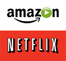 Video-Streaming: Amazon deutlich vor Netflix